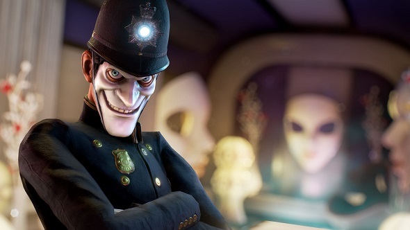We Happy Few Australian rating