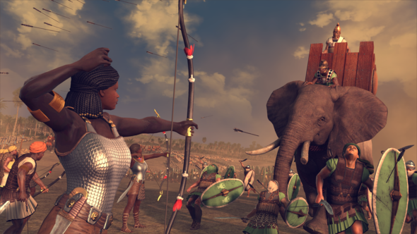 Total War: Rome 2 gets history's greatest queens free today