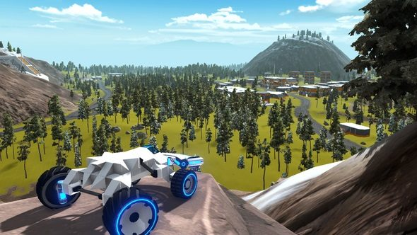 Robocraft Royale is Transformers meets Fortnite, and puts