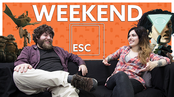Say hello to the Weekend Esc, our new weekly video series about the last 7 days of PC gaming