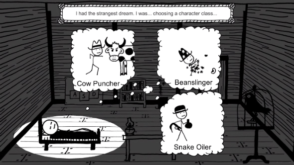 West of Loathing classes