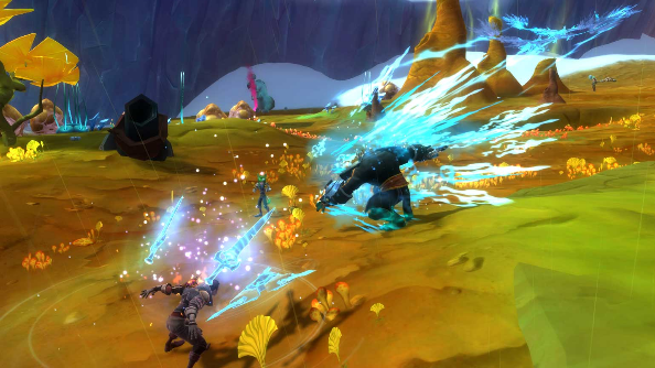 Wildstar's Esper class revealed, armed with mind blades
