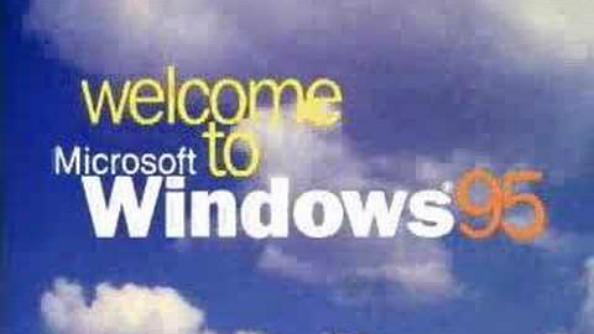 Windows 95 browser
