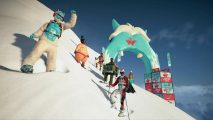 Winterfest Add-On Steep Activision Skiing Snowboarding Sled Winter