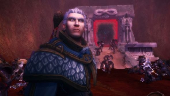 Warlords of Draenor Dark Portal Khadgar