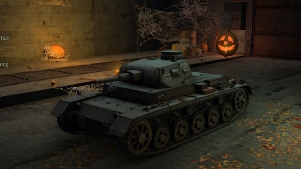 World of Tanks 8.1 rolls out today, gets pumpkins