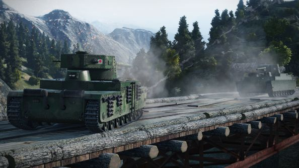 World of Tanks update 9.10 adds Japanese heavies