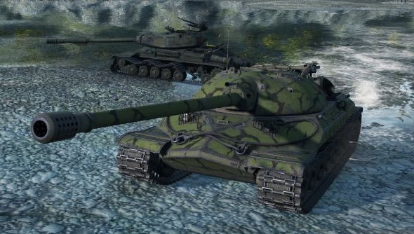 World of Tanks Update 9.3