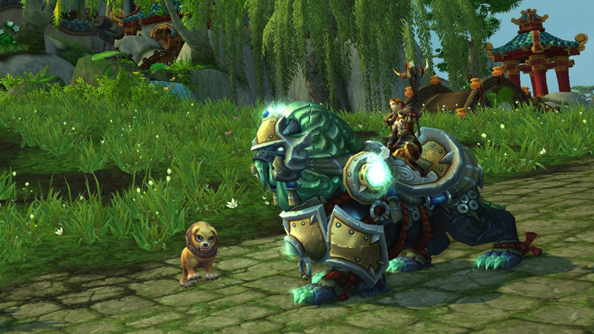 Mists of Pandaria Collector's Edition pets and mounts given visual form