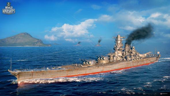 World of Warships Open Beta