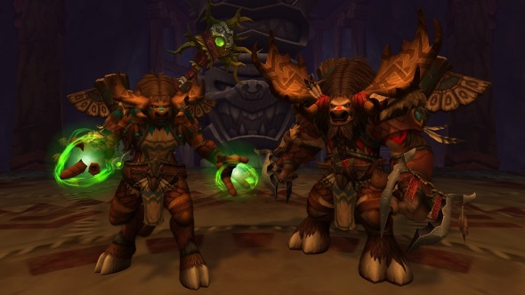 WoW Battle for Azeroth Allied Races