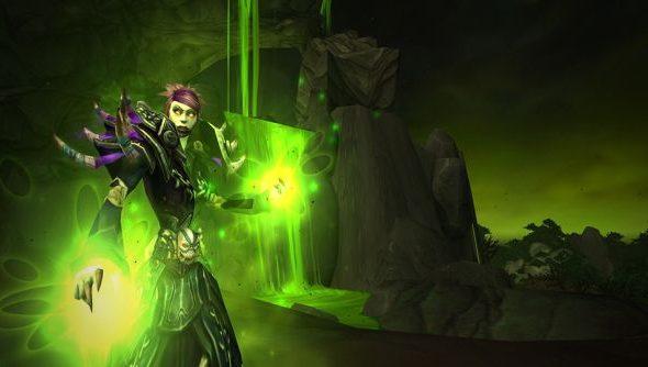 World of Warcraft Legion Broken Isles Map