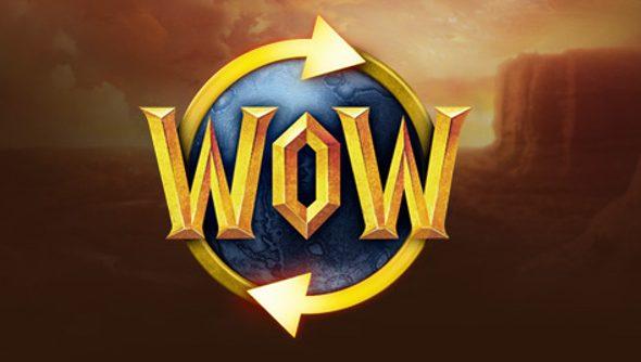 The WoW Token logo