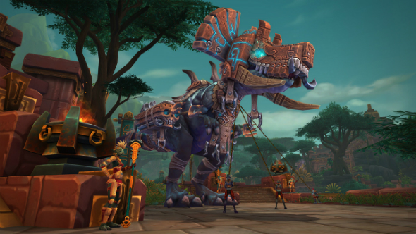World of Warcraft Zulzabar