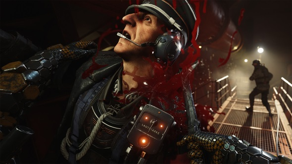 Bethesda issue statement confirming Nazis are Bad, as Wolfenstein 2's ad campaign draws flak