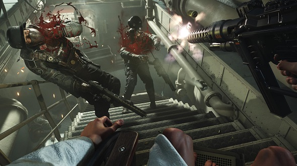 The new Wolfenstein 2 demo lets you shoot Nazis for free