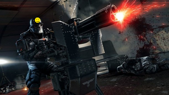 Wolfenstein's Nazi imagery removed for Germany
