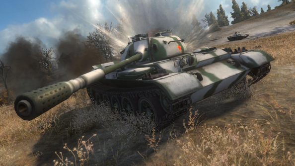 What to expect from World of Tanks next: we take a closer look at those Chinese tanks