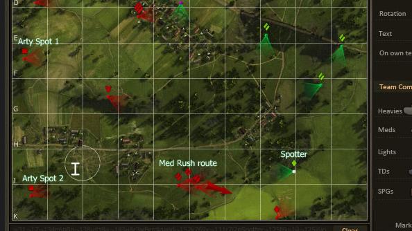 Новый и лучший технологичный ангар для world of tanks 0. 9. 17. 1.