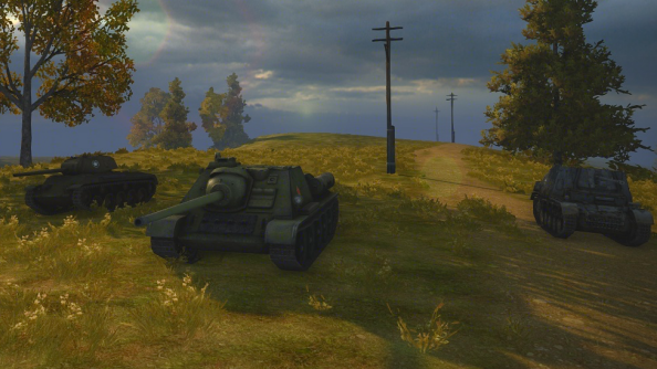 World of Tanks players on US servers can earn triple XP this weekend