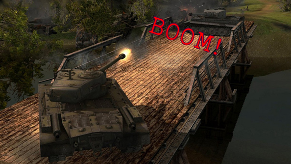 Beef up your World of Tanks experience with some historically accurate booms and bangs