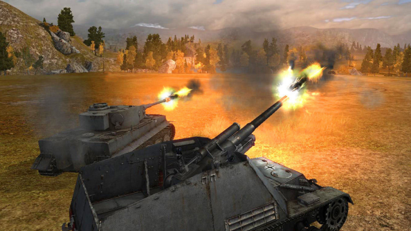 World of Tanks heads to China for WCG finals