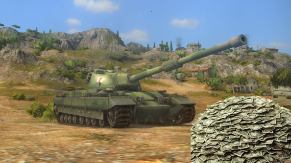 Tankonomics: the most efficient ways to spend your money in World of Tanks