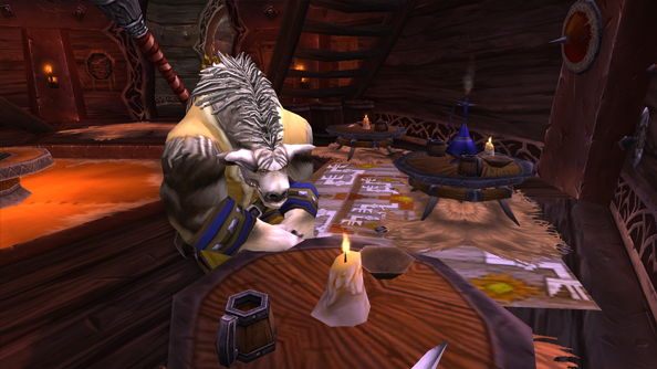 World of Warcraft patch 5.4 will see humble Gamon change the world (of Warcraft)