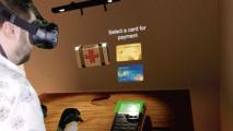 Worldpay HTC Vive VR Headset Payment Visa Debit Credit