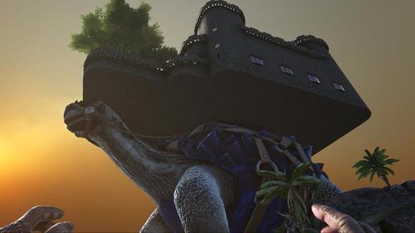 World Turtle Ark mod