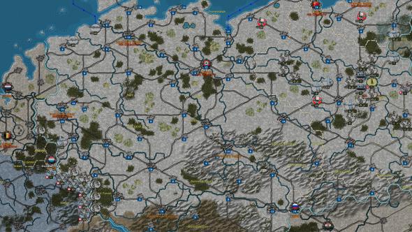 World in Wargaming Strategic Command