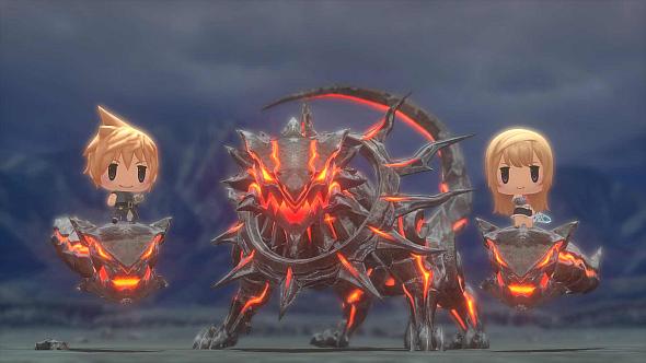 World_of_Final_Fantasy_lava_dog