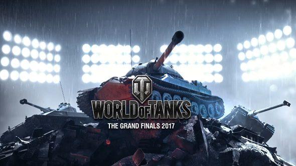 World of Tanks Grand Finals 2017