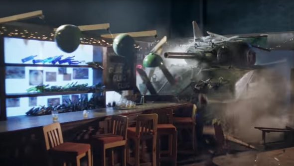 World of Tanks Super Bowl Commercial Tanks Rule