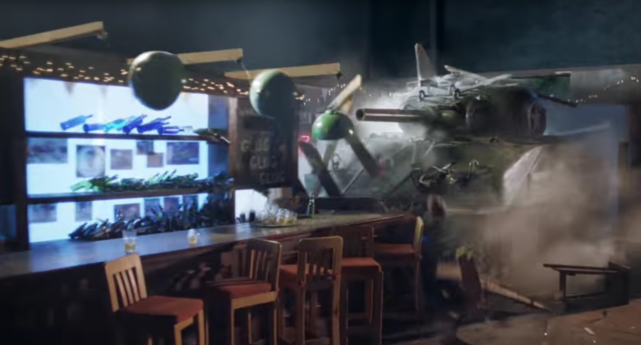 Tanks Rule as World of Tanks Super Bowl commercials smash stuff up
