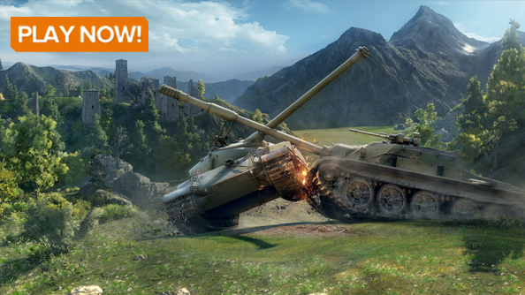 World of Tanks PLAY NOW