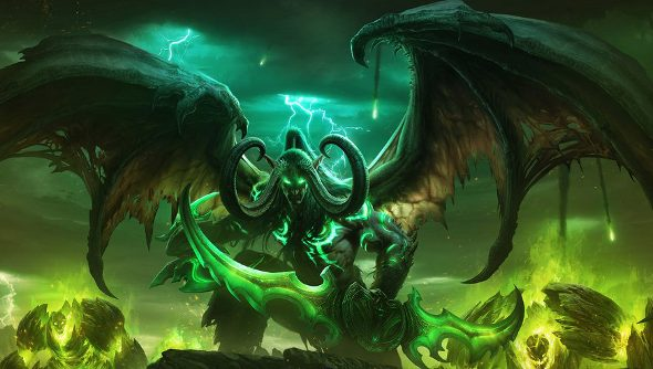 World of Warcraft Legion BlizzCon panel