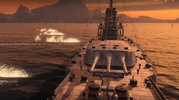 World of Warships update