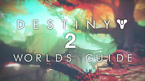 Destiny 2 planets worlds guide