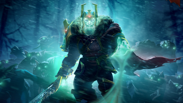 Dota 2 Frostivus is now Wraith-Night, resurrect the Skeleton King and grab a new hero