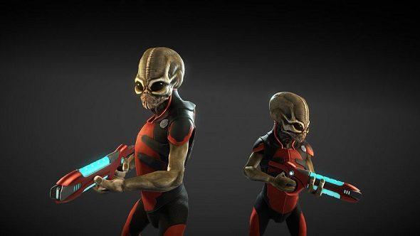 Xenonauts 2 Aliens