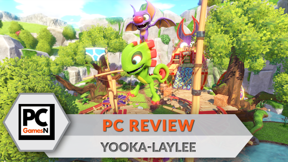 Yooka-Laylee PC review