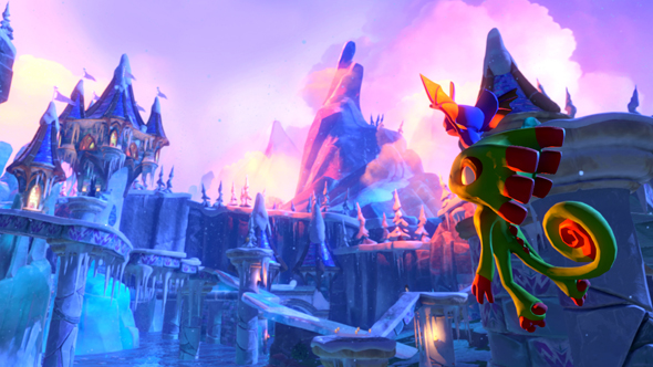 NVIDIA Showcase: channelling a beloved 3D platformer with Yooka-Laylee