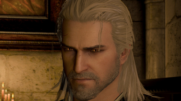 This Young Geralt Witcher 3 Mod Has Us Hot Under The Armour