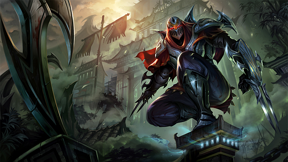 League of Legends latest champion revealed: Zed, the master of shadows