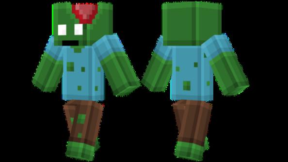 best minecraft skins Zombie