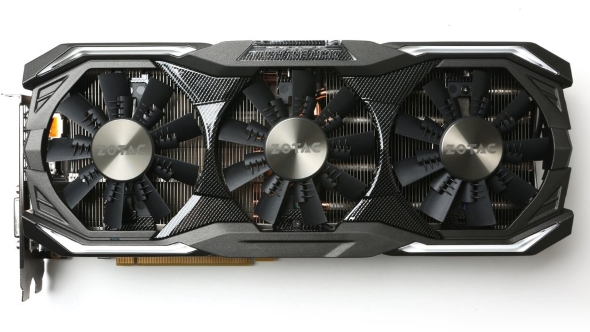 Zotac GTX 1070 Amp Extreme review