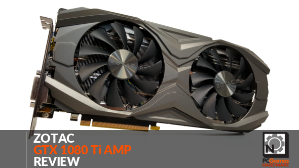 Zotac GTX 1080 Ti Amp review: all the fun of Nvidia's top GPU, but with no extra OC chops