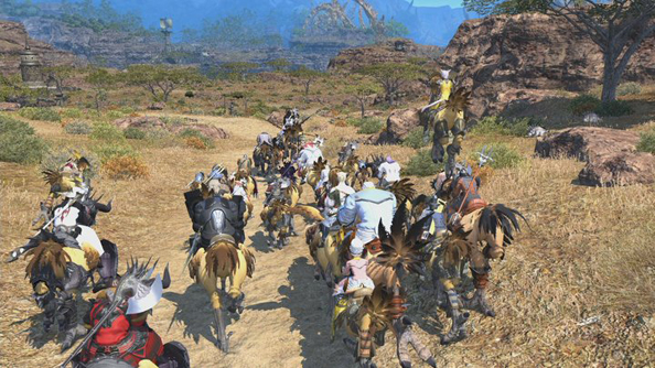 Final Fantasy XIV: A Realm Reborn expansion will double what was there at launch (and that was good)