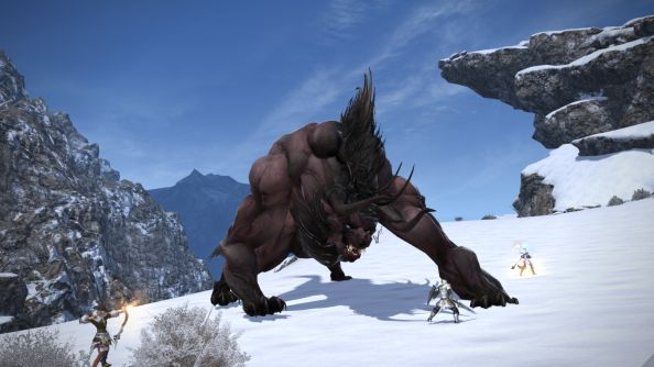 Final Fantasy XIV: A Realm Reborn is a tenner for its Steam launch - 30 free days included